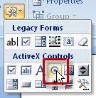 Active X Controls option button